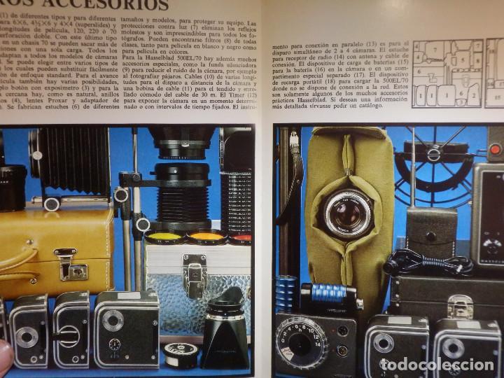 Cámara de fotos: Catálogo cámara fotos - Hasselblad - CUADRÍPTICO 21 X 15 CM ESPAÑOL - Foto 4 - 138903470