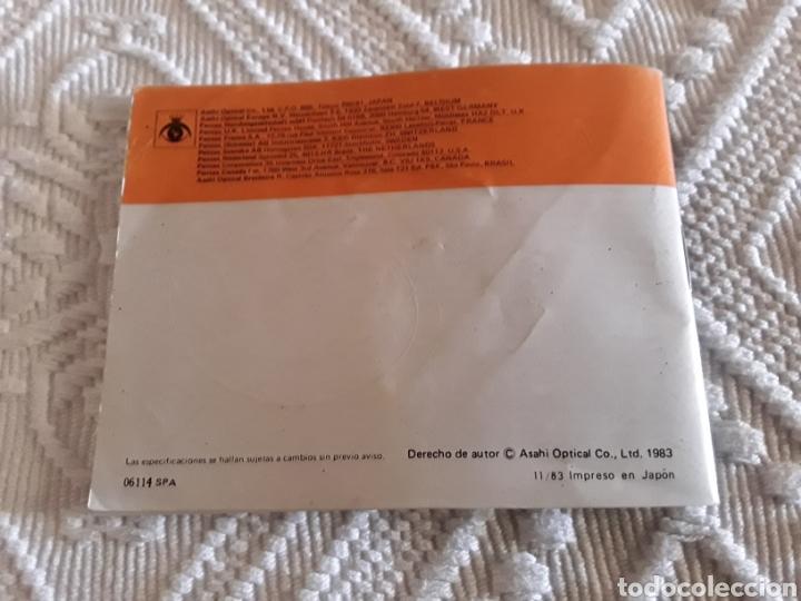 Cámara de fotos: Manual instrucciones Pentax A, 1983 - Foto 4 - 138989824