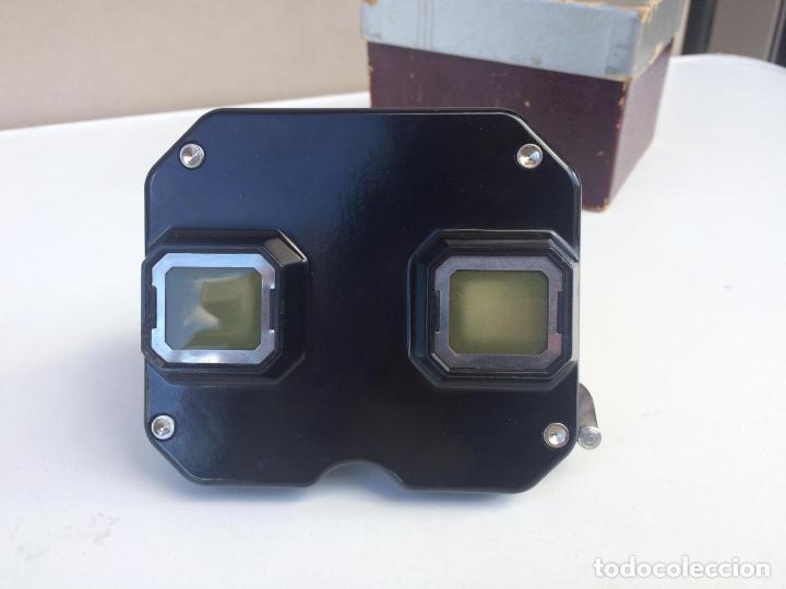 Cámara de fotos: VISOR SAWYER'S VIEW MASTER en caja original con discos - visor estereoscopico - Foto 2 - 139878546