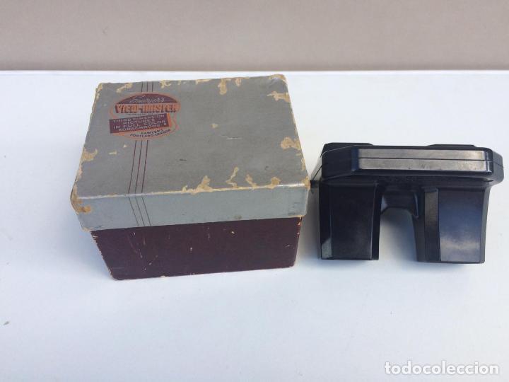 Cámara de fotos: VISOR SAWYER'S VIEW MASTER en caja original con discos - visor estereoscopico - Foto 3 - 139878546