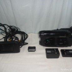 Cámara de fotos - VideoCamâra Panasonic NV-R10 con varios accesorios y con su maleta original - 139993642