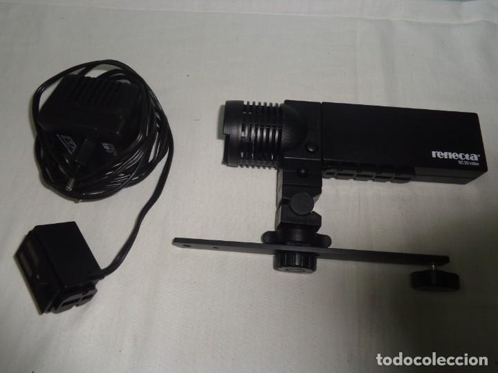 Cámara de fotos: Visor Reflecta NC 20 Video Video-light ideal para sonido en vivo. Con Caja Original - Foto 2 - 140001618