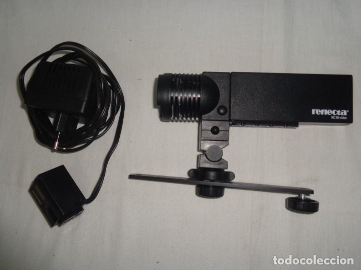 Cámara de fotos: Visor Reflecta NC 20 Video Video-light ideal para sonido en vivo. Con Caja Original - Foto 3 - 140001618