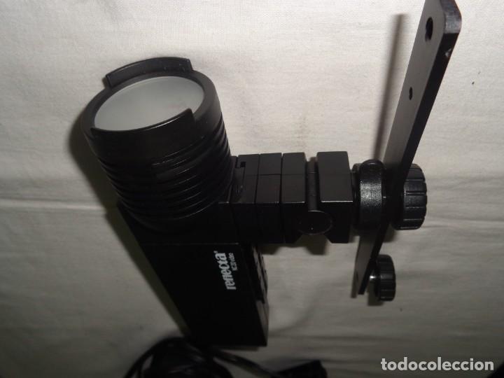 Cámara de fotos: Visor Reflecta NC 20 Video Video-light ideal para sonido en vivo. Con Caja Original - Foto 5 - 140001618