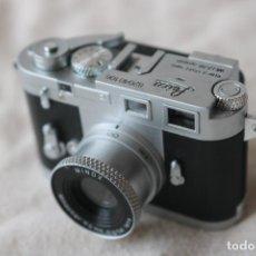 Cámara de fotos: LEICA M3 4.0 MINOX - REEDICION DIGITAL DE LA MITICA MINOX -. Lote 140039030