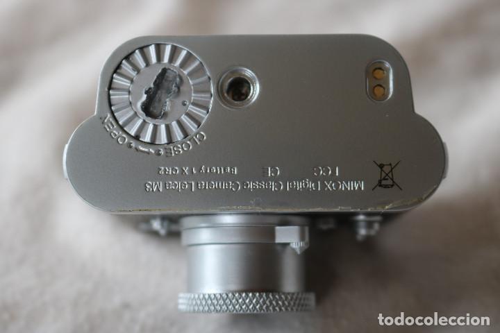 Cámara de fotos: LEICA M3 4.0 MINOX - REEDICION DIGITAL DE LA MITICA MINOX - - Foto 8 - 140039030
