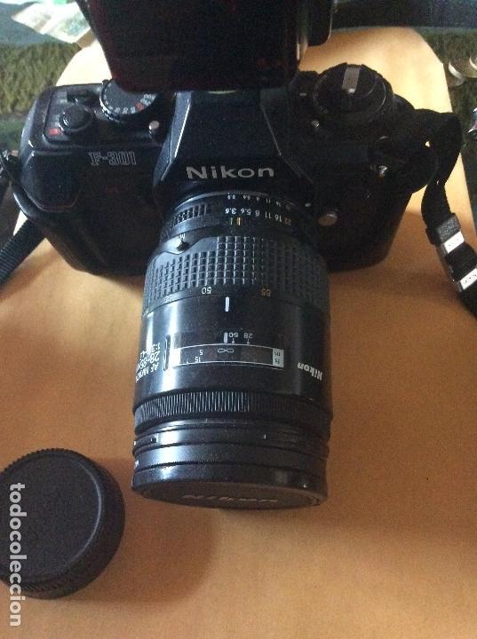 Cámara de fotos: Nikon F 301 - Foto 6 - 140088426