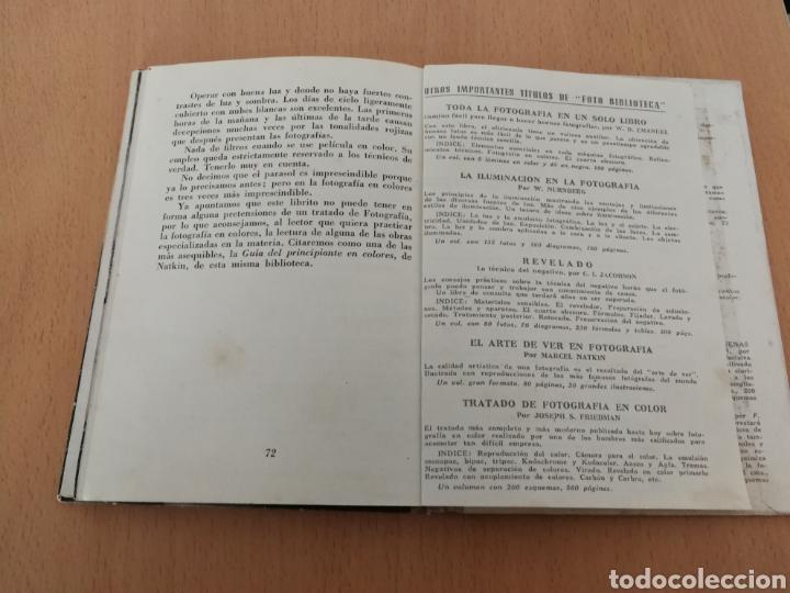 Cámara de fotos: La Regula y su manejo. - Foto 4 - 140383052