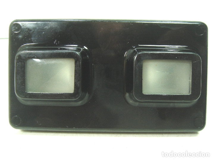 Cámara de fotos: VISOR ESTEREOSCOPICO 3D - LESTRADE MOD: SIMPLEX - MADE IN FRANCE AÑOS 60 70 -ESTERESOCOPE - Foto 2 - 140385886