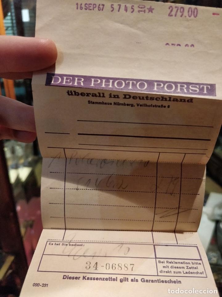 Cámara de fotos: Cámara Polaroid 210 con Flashgun 268. - Foto 7 - 96828695