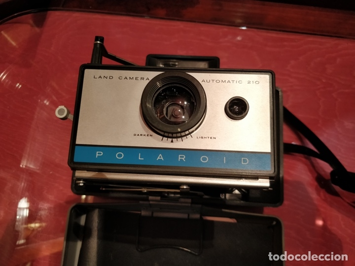 Cámara de fotos: Cámara Polaroid 210 con Flashgun 268. - Foto 9 - 96828695