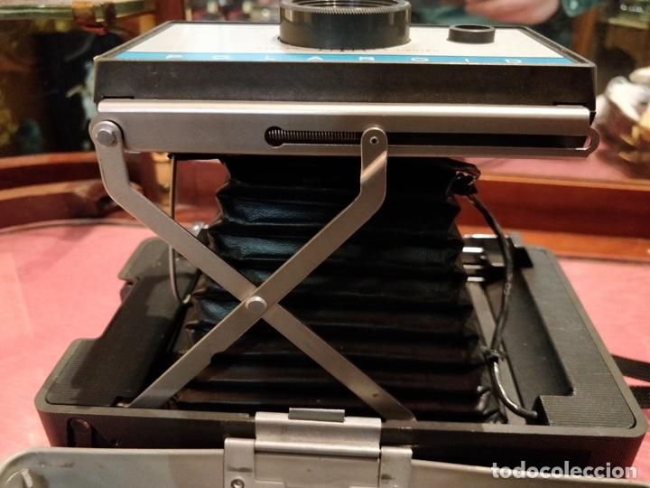 Cámara de fotos: Cámara Polaroid 210 con Flashgun 268. - Foto 10 - 96828695