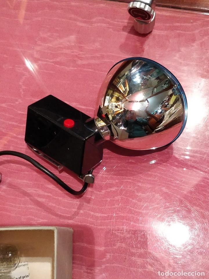 Cámara de fotos: Cámara Polaroid 210 con Flashgun 268. - Foto 23 - 96828695