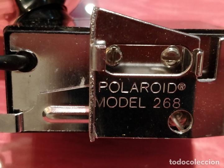 Cámara de fotos: Cámara Polaroid 210 con Flashgun 268. - Foto 24 - 96828695