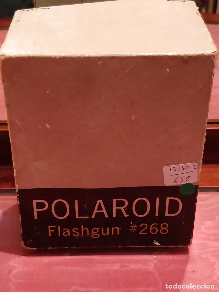Cámara de fotos: Cámara Polaroid 210 con Flashgun 268. - Foto 17 - 96828695