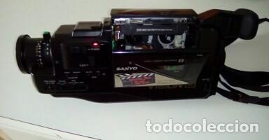 Cámara de fotos: CAMARA VIDEO SANYO VISION 8-AÑO 1989 - Foto 5 - 140780734