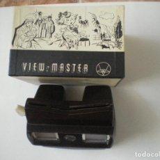 Cámara de fotos: VIEW MASTER ESTEREOSCOPO. Lote 141189734