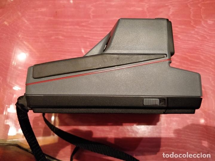 Cámara de fotos: Cámara de fotos vintage Polaroid Impulse. Sin probar - Foto 4 - 57323036