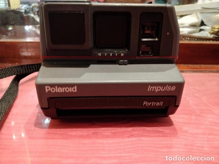 Cámara de fotos: Cámara de fotos vintage Polaroid Impulse. Sin probar - Foto 2 - 57323036