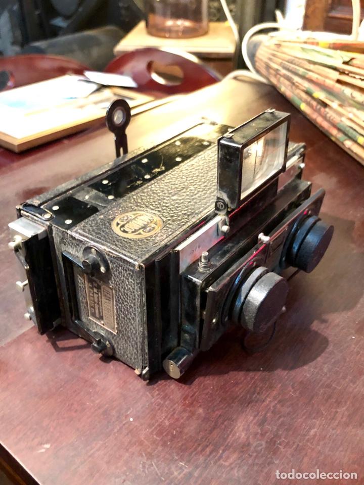 Cámara de fotos: cámara estereoscópica UNIS-BROUTIN MONOBLOC brevete - Foto 2 - 141330414