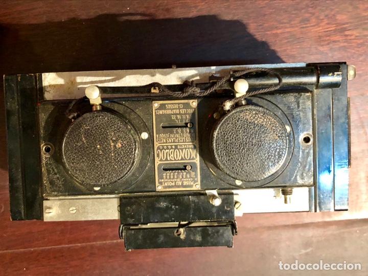 Cámara de fotos: cámara estereoscópica UNIS-BROUTIN MONOBLOC brevete - Foto 4 - 141330414