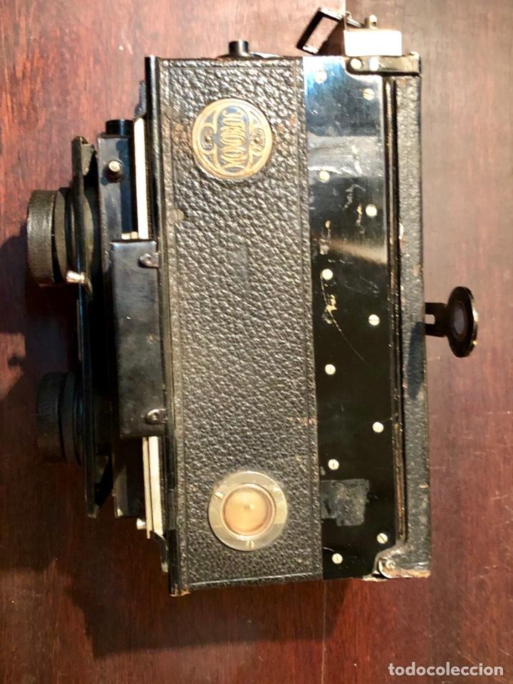 Cámara de fotos: cámara estereoscópica UNIS-BROUTIN MONOBLOC brevete - Foto 5 - 141330414