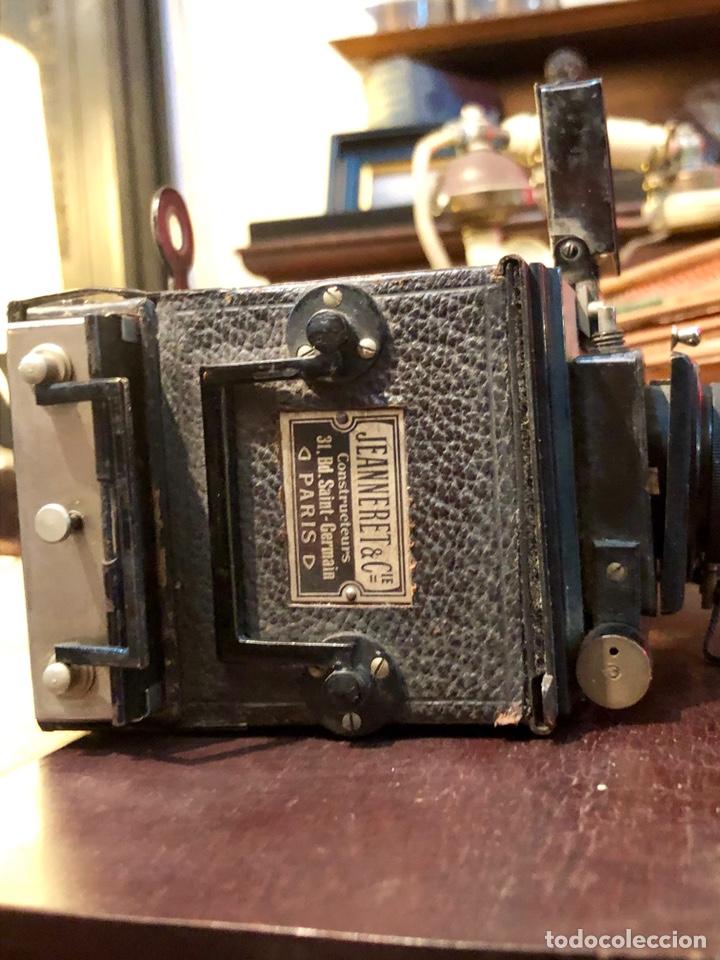 Cámara de fotos: cámara estereoscópica UNIS-BROUTIN MONOBLOC brevete - Foto 6 - 141330414