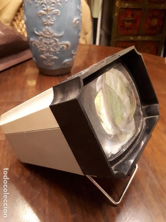 Cámara de fotos: Antiguo Visor Diapositivas HALINA Paramount Viewer , battery operated , Japan - Foto 8 - 117485067