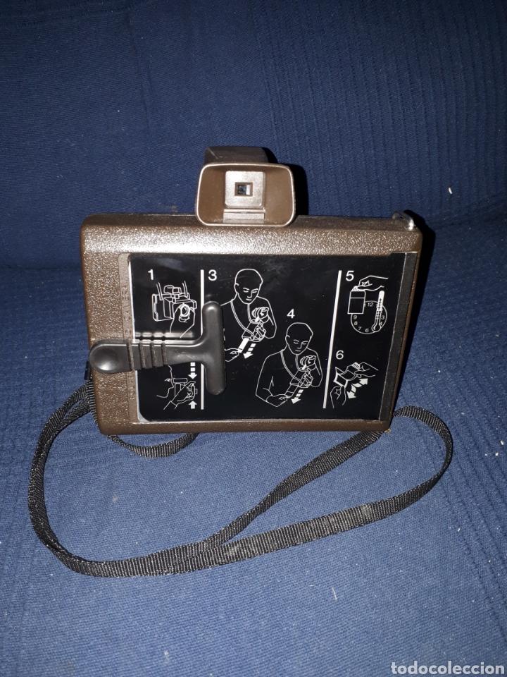 Cámara de fotos: Única actualmente en todocoleccion CURIOSA CAMARA POLAROID EE 33 - Foto 3 - 141548004