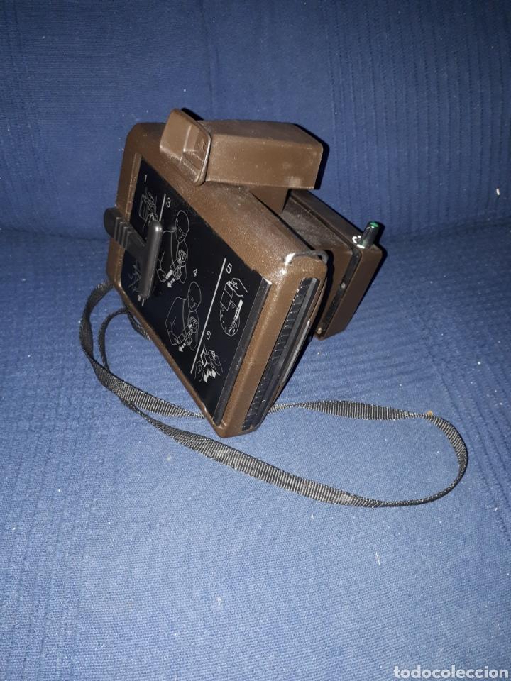 Cámara de fotos: Única actualmente en todocoleccion CURIOSA CAMARA POLAROID EE 33 - Foto 4 - 141548004