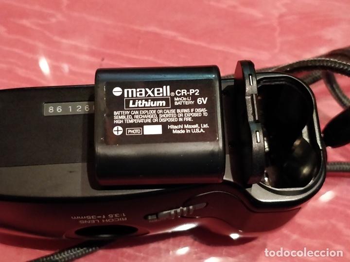Cámara de fotos: Lote de 2 cámaras RICOH, Ricoh AF-5 y Ricoh AF system - Foto 3 - 67827905