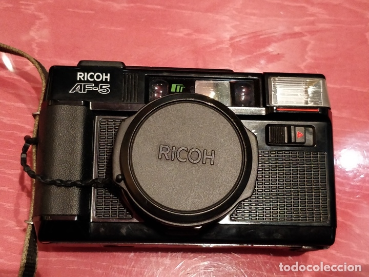 Cámara de fotos: Lote de 2 cámaras RICOH, Ricoh AF-5 y Ricoh AF system - Foto 7 - 67827905