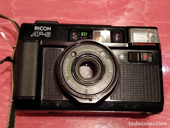 Cámara de fotos: Lote de 2 cámaras RICOH, Ricoh AF-5 y Ricoh AF system - Foto 8 - 67827905