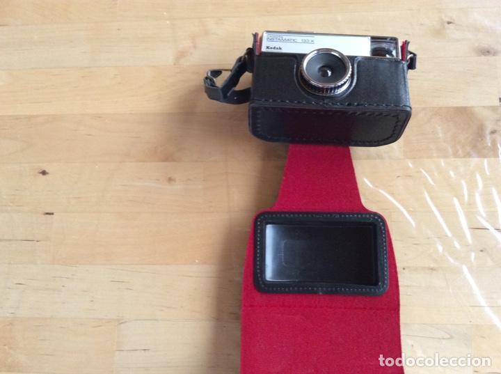 Cámara de fotos: Cámara Kodak Instamatic 133-x con funda - Foto 6 - 141813782