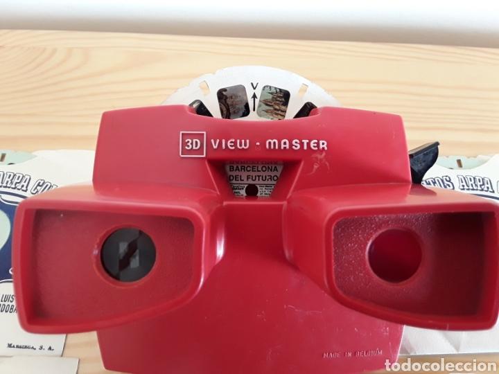 Cámara de fotos: Visor Estereoscópico View Master 3D y 6 discos Barcelona, Tarragona... - Foto 5 - 142483696