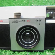 Cámara de fotos: VINTAGE KODAK CAMARA MODELO INSTAMATIC 25 MADE IN SPAIN. Lote 142971570