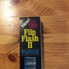 Cámara de fotos: FLIP FLASH II 8 FLASHES GENERAL ELECTRIC. Lote 143159142