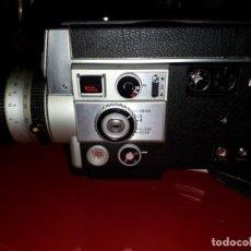 Cámara de fotos: CAMARA DE FILMACION CANON AUTO ZOOM 814. Lote 143661806