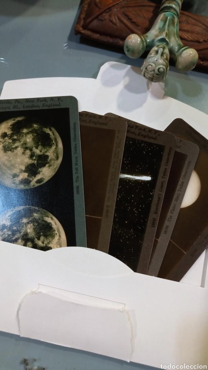 Cámara de fotos: Estereoscopio madera con seis imágenes - Foto 5 - 144239708