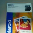 Cámara de fotos: FOLLETO PUBLICIDAD POLAROID 636 AUTOFOCUS AÑO 1995. Lote 144587234