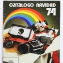 Cámara de fotos: FOLLETO PUBLICITARIO / CATÁLOGO NAVIDAD 74 / 1974 - KODAK, CANON, SANKYO, TASCO, BRAUN.... Lote 145707046