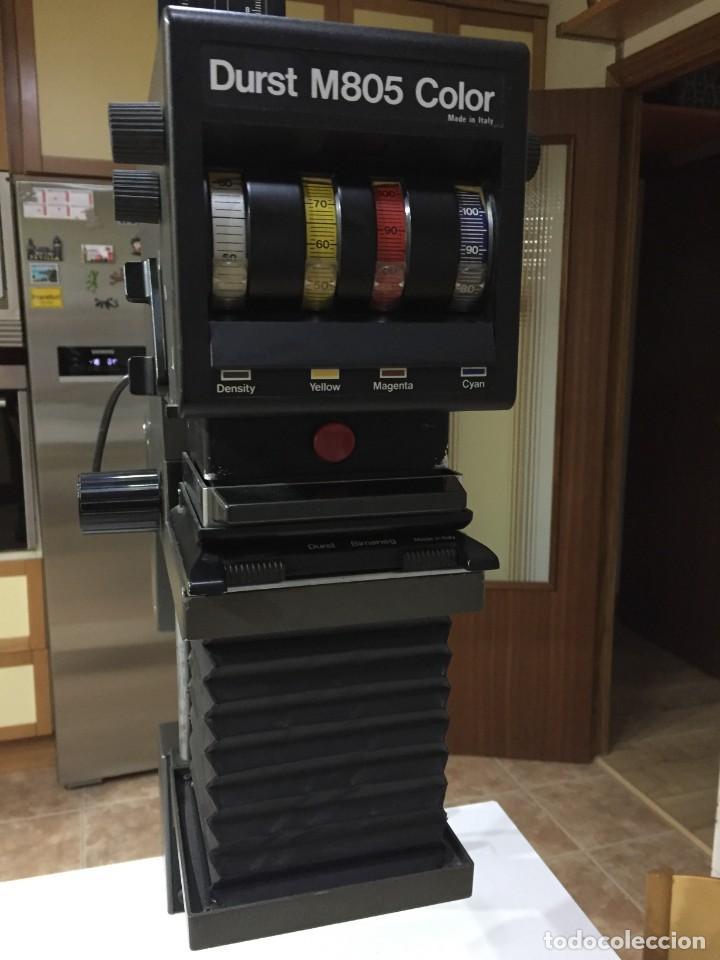 Cámara de fotos: Ampliadora Durst M805 color con objetivo Meopta 80mm 4.5 - Foto 6 - 145834018