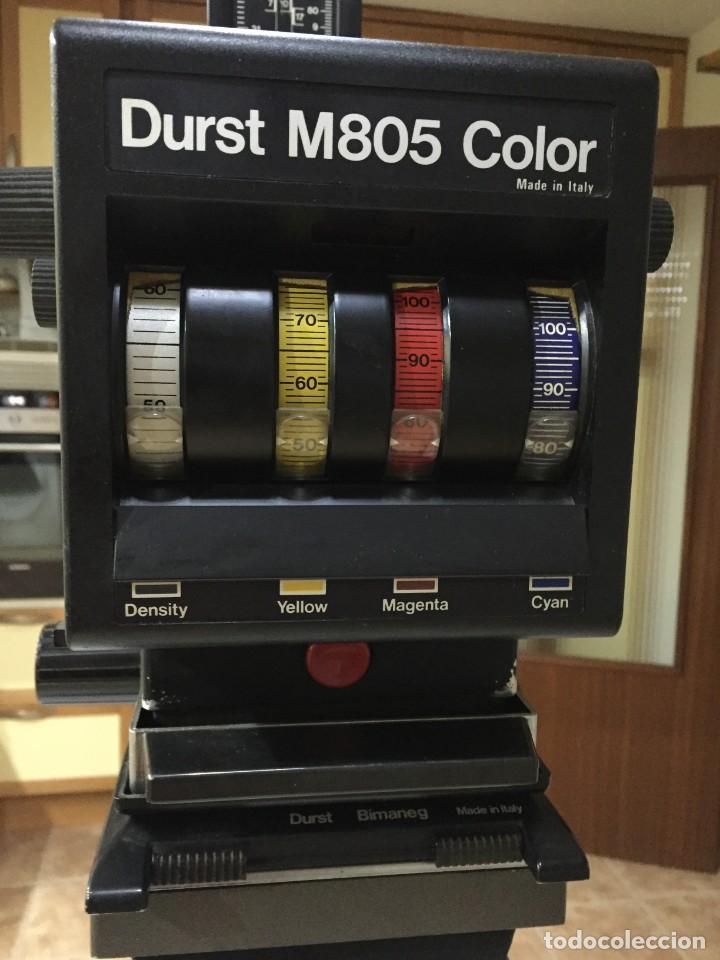 Cámara de fotos: Ampliadora Durst M805 color con objetivo Meopta 80mm 4.5 - Foto 7 - 145834018