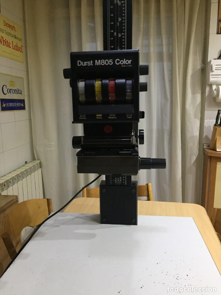 Cámara de fotos: Ampliadora Durst M805 color con objetivo Meopta 80mm 4.5 - Foto 15 - 145834018