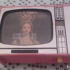 Cámara de fotos: VISOR ESTEREOSCÓPICO CARTUJA DE MIRAFLORES. VINTAGE.. Lote 145894302