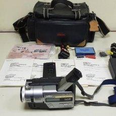 Cámara de fotos: J- VIDEO CAMERA RECORDER SONY HANDYCAM DCR-TR7000E NIGHTSHOT PERFECTO ESTADO. Lote 145971038