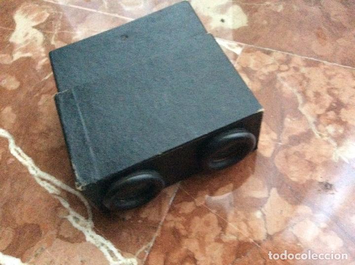 VISOR ANTIGUO 12 CMX 5CMX 7 CM (Cámaras Fotográficas - Visores Estereoscópicos)