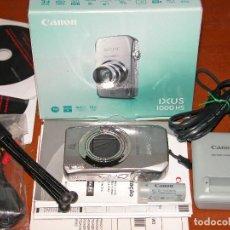 Cámara de fotos: CAMARA DE FOTOS DIGITAL MARCA CANON IXUS 1000 HS. Lote 146036378