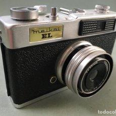 Cámara de fotos: CAMARA ANALÓGICA DE PASO UNIVERSAL MEIKAI EL, AÑOS 60, JAPONESA. Lote 146256038