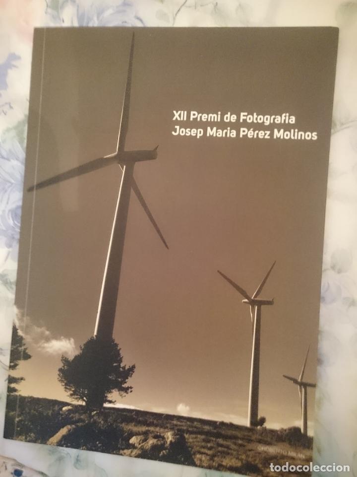 XII PREMI DE FOTOGRAFIA - JOSEP MARIA PERE MOLINOS (Cámaras Fotográficas - Catálogos, Manuales y Publicidad)